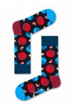 Happy Socks Yin Yang Sock in kleur zwart